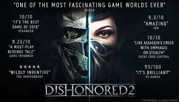 Dishonored Best Crack & Torrent Version Full Free Download [2020]