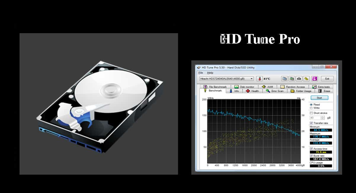 HD Tune Pro 2020 Crack with Torrent Full Free Download