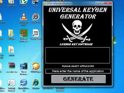 Universal Keygen Generator Crack With Serial key Free Download