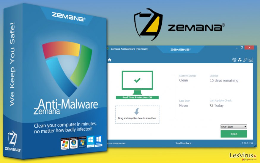 Zemana AntiMalware Pro 2020 Crack With Activation Key Free Download