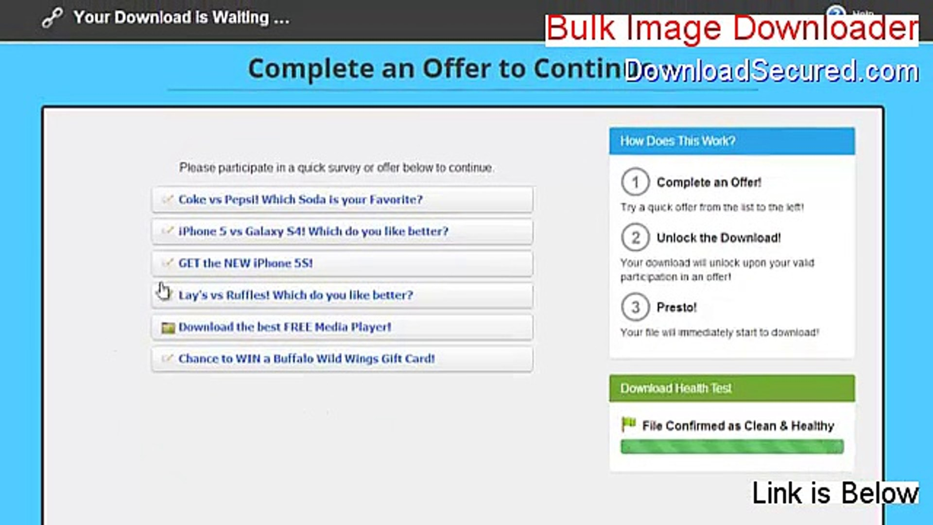 Bulk Image Downloader 2020