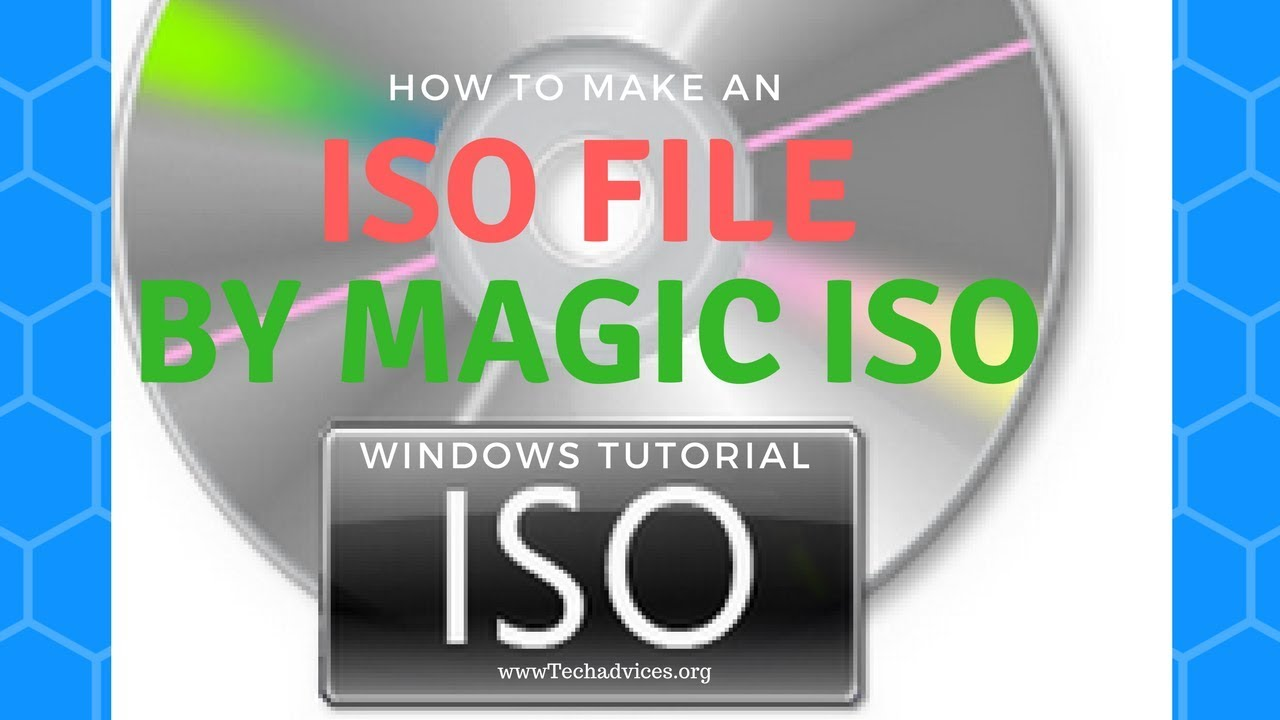 Magic ISO Maker 5 Crack With Serial Code And License Code Download