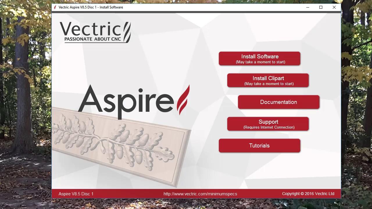 Vectric Aspire 2020 Crack