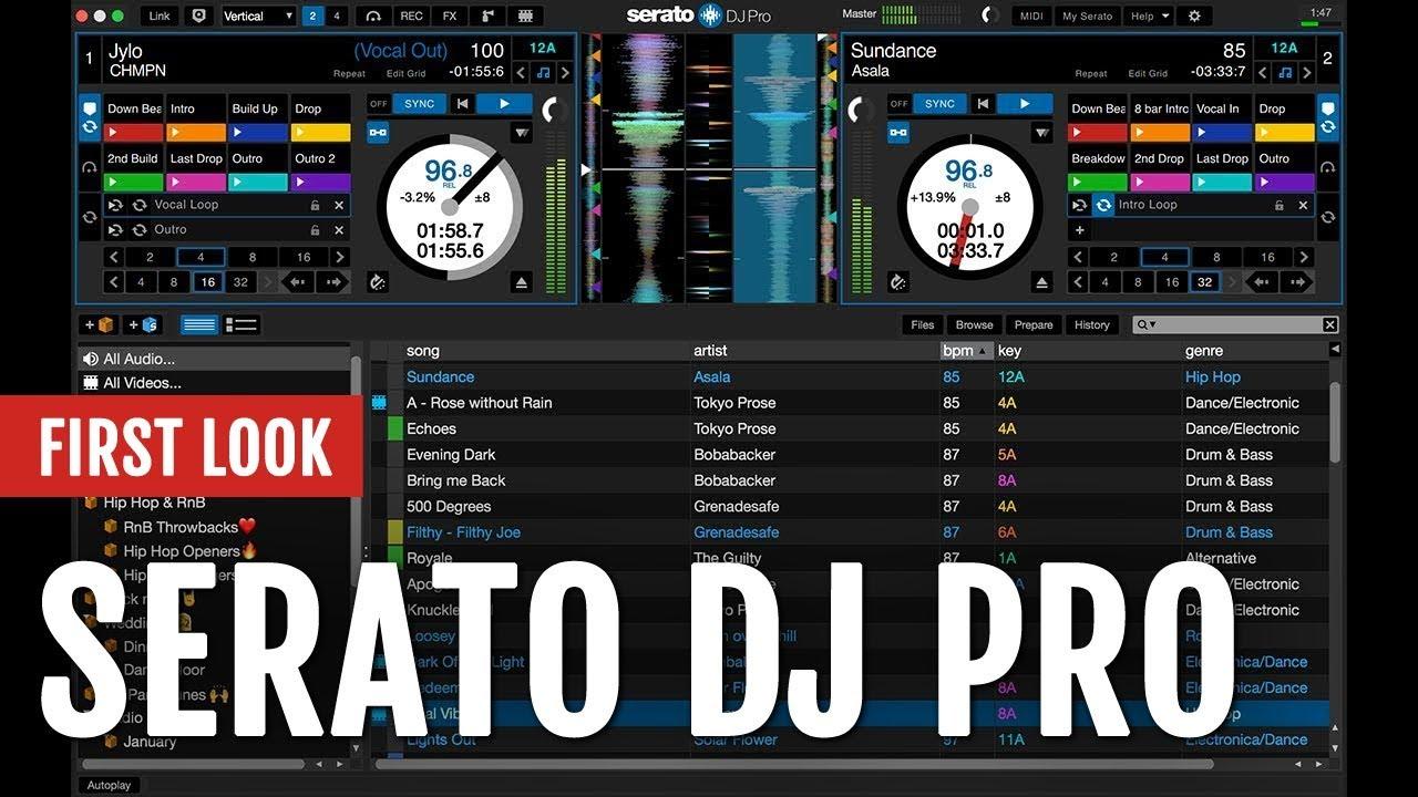 Srato DJ 2020 Cracked