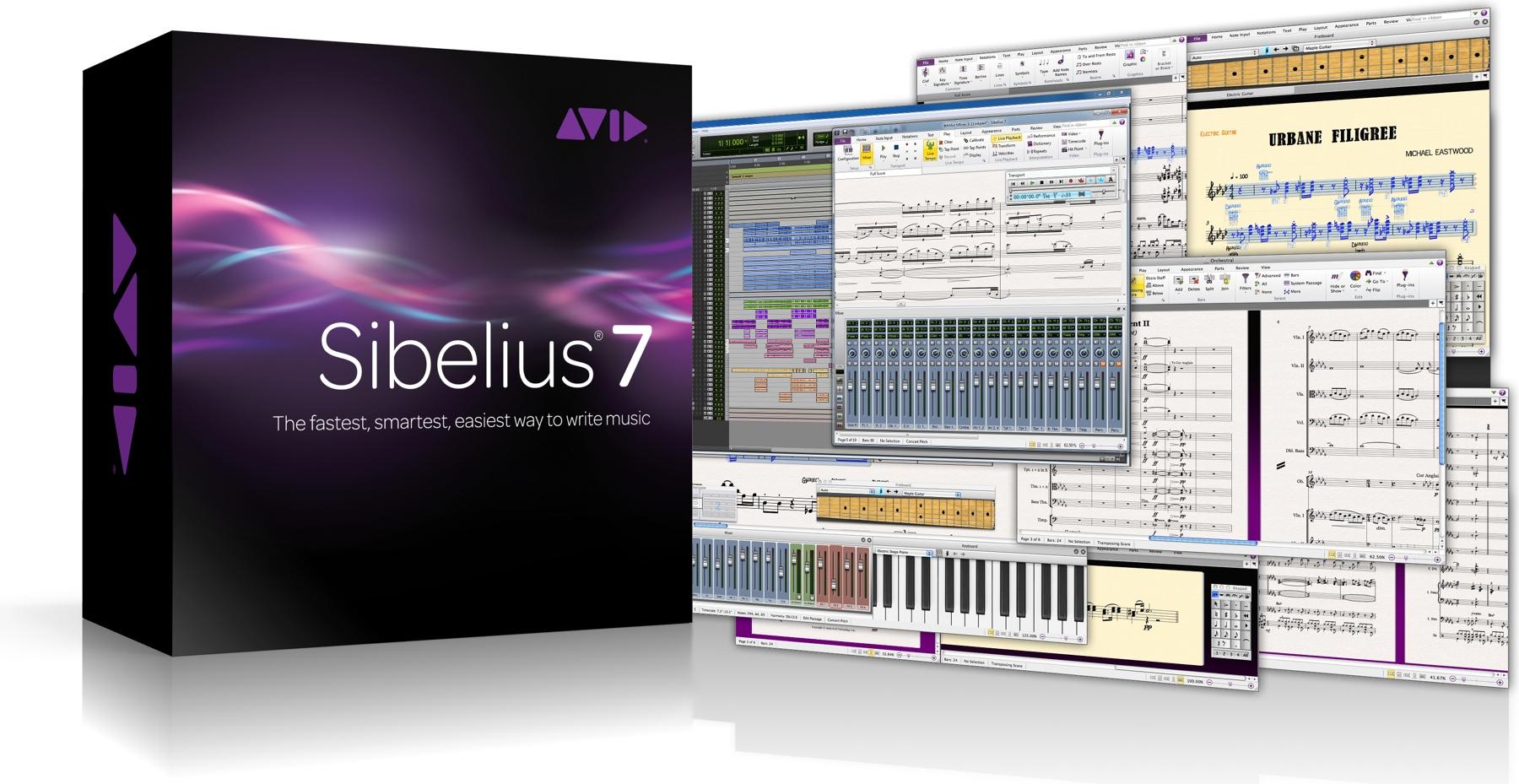 Sibelius 2020 Full Crack