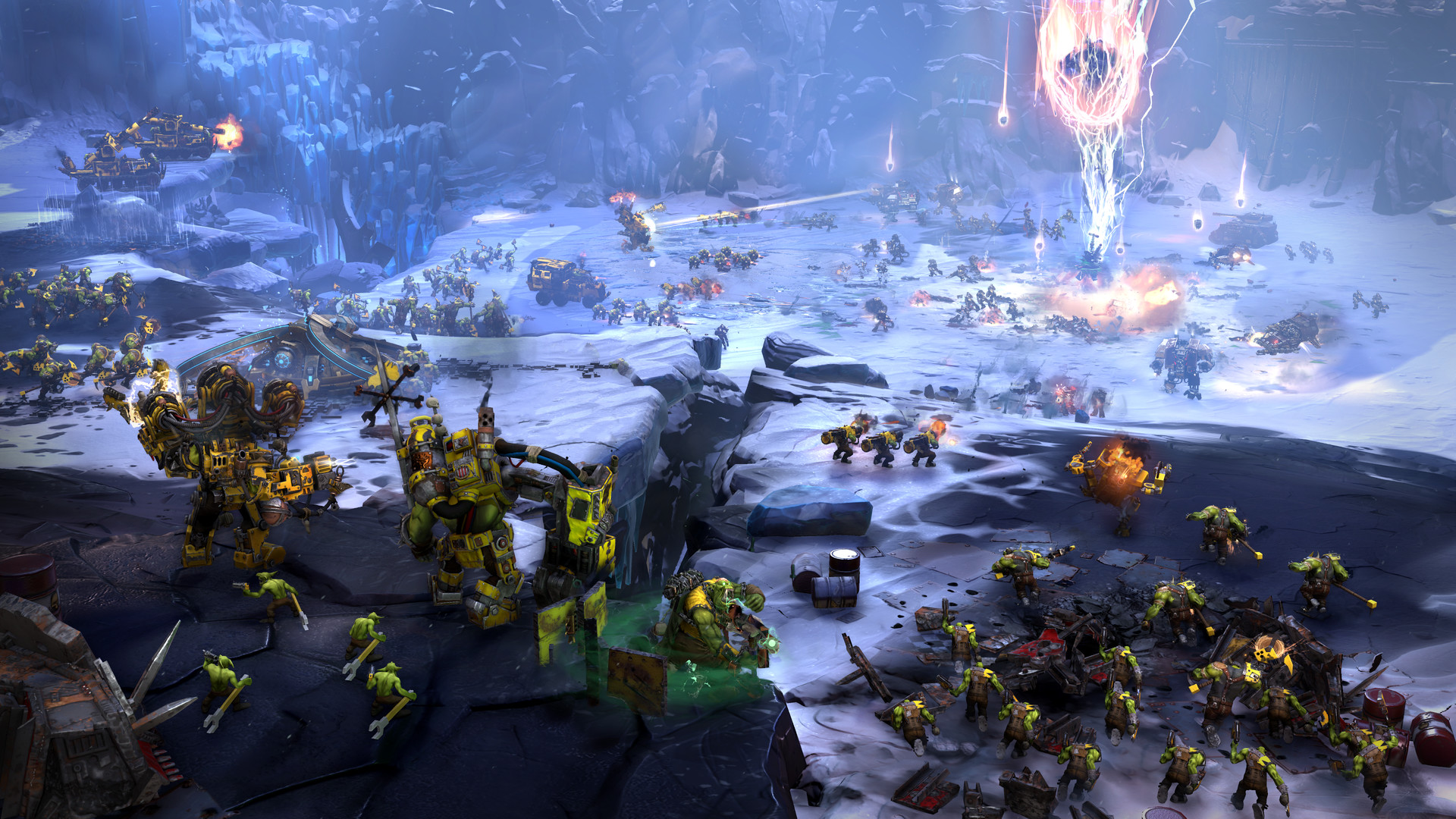 Warhammer Dawn Of War 3 Crack