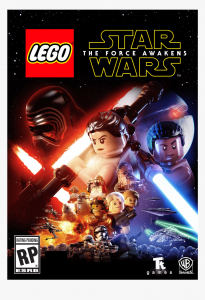 LEGO Star Wars The Force Awakens Crack