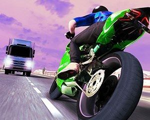 Traffic Rider MOD APK Crack