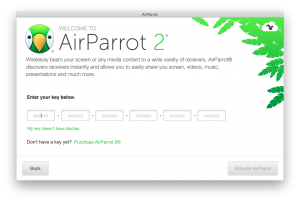 AirParrot Key