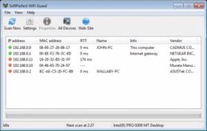 SoftPerfect WiFi Guard Download