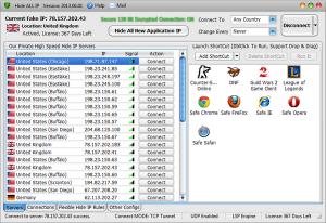 Hide ALL IP Key