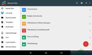 OfficeSuite Pro APK Key