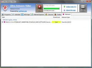 Ultra Adware Killer Key